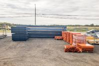 Interlake 30 FT. Double Tree Cantilever Rack - (1 SECTION)