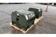 3 KW Diesel Generator, US Army GenSet 120/240v MEP831A