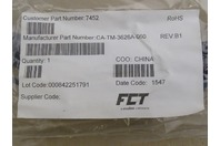 FCT  Data Cabe Assy  , CA-TM-3636A-060