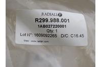Radiall  Short Kit Plug  , 1AB027220001