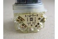 Square D  Selector Switch  Type KA-1 , SER M