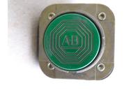 Allen Bradley  Green Push Button , 800T-XD1 SER D