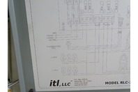 itl Universal LED / Incandescent Alarmed Red Light Controller , RLC-203-GS