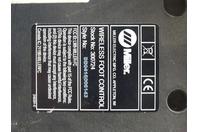Miller  Wireless Foot Control  , DD0416006143