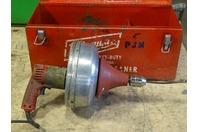 Milwaukee Drain Cleaner, Portable Snake 120v, 0566-1