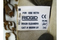 Ridgid Koilmann Pipe and Drain Cleaning Equipment Tools , Cat# 59205 LH