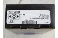 Seal Master Bearings  STD Rubber Mount  , SRF-20R