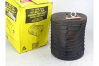 "Cherne Industries  Test Ball Plug  12"", 041408"