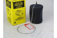"Cherne Industries  Test Ball Plug  6"" , 270067"