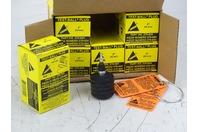 "(6) Cherne Industries  Test Ball Plug  2"" , 270-024"