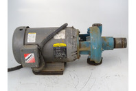 MP Pumps, Inc.  5HP Centrifugal Pump 230/460v 2 x 1-1/2, 2-622