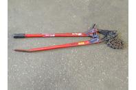 Ridgid  Soil Pipe Cutter Manual Pipe Cutter  , 276