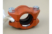 """Victaulic  Roust-A-Bout , Coupling for Plain-end Steel  2"""", Style 99"""