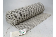 Habasit  Radius Flush Grid Acetal Gray Conveyor Belt , 1048238