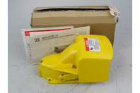 Square D  Foot Switch with Pedal Guard  Type AW , 600 V AC/DC Max , Series C