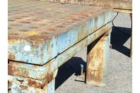 "B-Grade 5 FT. x 10 FT. Acorn Welding Platen Layout Table 5x10, 1-5/8"" Holes"