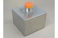 Custom   Hepa Filter   8 x 8 x 6, Stainless Steel