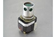 Allen Bradley  Lighted Push Button Operator Green  , 800T-PT16; SER T