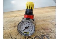 Amflo  Pneumatic Regulator 250psi & Gauge , 3100