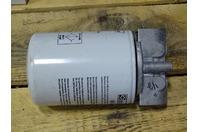 "Stauff  Oil Filter  & Mount 1/2"" NPT , SF-6520"