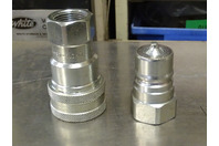 """Dixon Steel Quick Coupling & Nipple  3/4"""", 6KF6"""