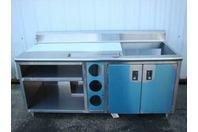 "Stainless Select Drive-Thru Prep Table 72x30x35"", YBOJ-DRVTHRU-0001"
