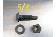 5/8-11 x 1-3/4 TC A325TC Tension Control Bolt with Nut and Washer