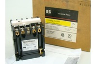 GE Industrial Relay 120v/60Hz, 110v/50Hz, CR120A02202AA