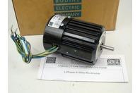 Bodine 1/15 HP Electric Motor 115v/1PH/60Hz, 34R4BFCI