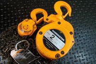 Harrington 2Ton Capacity Chain Hoist CF4-171