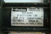 Parker Cylinder Division 250 psi Air KE274052 A 0.100 C2AUS29A 1.000