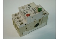 Allen-Bradley Motor Starter 1-1.6A 600V 3PH Ser. D 140-MN-0160