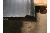 "2' x 4' x 1-1/2""  Plastic Sheet SD POLYCARBONATE BLACK"