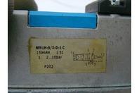 Festo VALVE SINGLE BASE PLATE MN1H-3/2-D-1 C 159688 VDMA24345-A-1