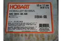 """50# Can Hobart Hoballoy 1/8"""" 8018B2L E8018-B2L H4R S126144-035"""