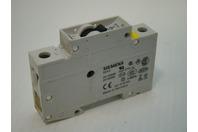 Siemens Miniature Circuit Breaker 2A Din Mount 230/400v 5SX2