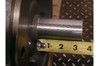 Baldor Reliancer Motor 40hp 200V 108amps 3520rpm 3ph 40L08X780G1 M14645
