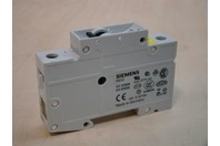 Siemens Circuit Breaker 2A Din Mount 230/400V 277Vac 5SX2