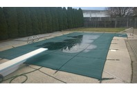 High Quality Used Pool Cover 440x224""