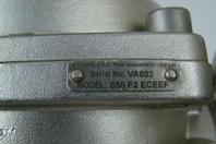 RADIUS PNEUMATIC ACTUATOR  120PSIG AS-020 w/ emech control Steam  F316 050 F2 EC
