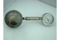 GRACO PRESSURE GAUGE bar/kPa PSI