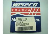 WISECO MARINE PISTON OMC CROSS FLOW  3121P3 RING 3655KD