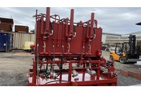 Airline Hydraulic Test Station Filtered Tank System