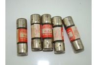 (5) Bussmann Fuses 600 Volts Or Less  Bls4  Misc Fuse  549N