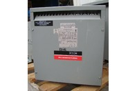 Rex Isolation Transformer 8.0 KVA 3PH 460Delta x 460Y/266 DC8H1P1/K4