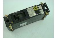 SQUARE D CIRCUIT BREAKER 120V 1 POLE  100A FAL14100