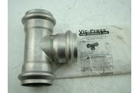 "VICTAULIC - VIC-PRESS SS 2"" P592-TEE"