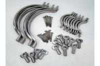 DiaphragmDiaphragm Pump SS clamp set