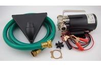Rising Utility Pump 12VDC 39Ft 330Gph 2013-06-24-011 Pds-30 Garden Hose Connecti