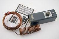 Honeywell Temperature Controller 20FT Copper Element 0-100F 0409 T991A 2069